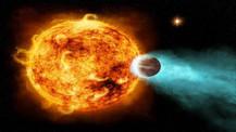 Satürn büyüklüğünde sıcak bir gezegen keşfedildi!