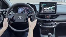 Hyundai'den ilginç kokpit tasarımı