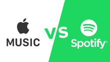 Apple Music'in abone sayısı Spotify'i solladı!
