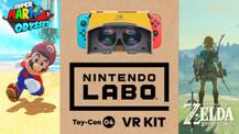Nintendo Switch için VR desteği yolda!