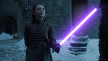 Game of Thrones'un Star Wars ile dansı!