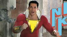 Shazam filmi zirvede!