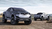 Türk tasarımcıdan etkileyici Tesla Pickup konsepti