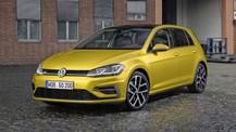 Volkswagen Golf 1,0 LT motor seçeneği ile Türkiye'de