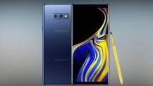 Samsung Galaxy Note 9 güncelleme aldı