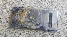 Samsung Galaxy S10 5G patladı