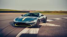 İşte 1 milyon TL'lik otomobil: Aston Martin Vantege AMR