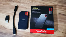 SanDisk Extreme Portable SSD 500 GB inceledik (video)
