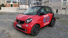 Yüzde 100 elektrikli Smart EQ fortwo test ettik (video)