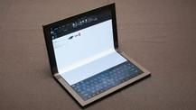 Şimdi de bilgisayarlar katlanıyor: Lenovo ThinkPad X1 (video)
