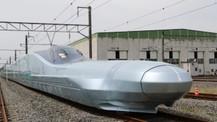 Japonya dünyanın en hızlı mermi trenini test ediyor!