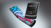 Katlanabilir ekranlı Motorola RAZR videosu geldi