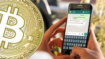 WhatsApp'a Bitcoin gönderme seçeneği geldi!