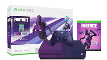 Mor renkli Xbox One S Fortnite Limited Edition sızdı!