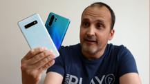 Galaxy S10 Plus ve Huawei P30 Pro kameralarını karşılaştırdık (video)
