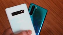 Samsung Galaxy S10 Plus ve Huawei P30 Pro örnek fotoğrafları