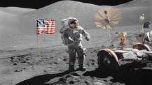 NASA bilinmeyen Ay fotoğraflarını yayınladı!