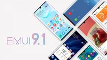 EMUI 9.1 güncellemesi alacak 14 Huawei modeli