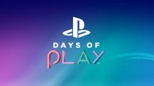 Days of Play indirim dönemi başladı!