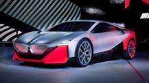 Geleceğin otomobili: BMW Vision M NEXT