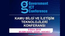 Kamu Bilgi ve İletişim Teknolojileri Konferansı gerçekleştiriliyor