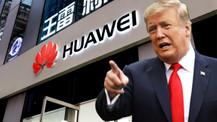 ABD'den Huawei kararında flaş gelişme