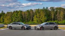 2020 Mercedes AMG-A45 ve Mercedes-AMG CLA 45 karşınızda