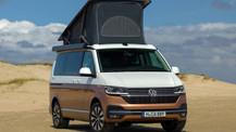 Kamp için ideal karavan 2020 Volkswagen California