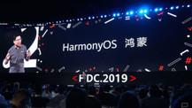 Huawei işletim sisteminin adı HarmonyOS oldu