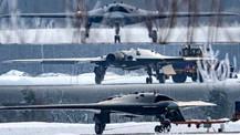 Rusya'nın 'avcı drone'undan ilk görüntü