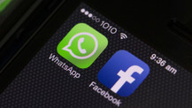 WhatsApp ile gönder butonu Facebook'a geliyor