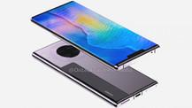 Huawei Mate 30 Pro'nun konsept tasarım videosu