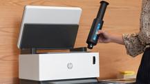 Doldurulabilir tanklı ilk lazer yazıcı HP'den geldi