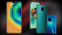 Huawei Mate 30 ailesi ortaya çıktı
