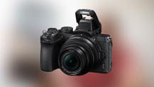 Yeni aynasız fotoğraf makinesi: Nikon Z 50