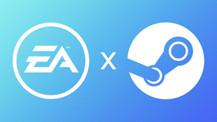 EA Games ile Steam anlaştı!