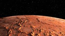 NASA'nın elde ettiği şaşırtıcı Mars görüntüleri!
