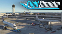 Microsoft Flight Simulator'den muhteşem video