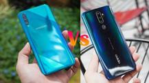 Oppo A9 2020, Samsung Galaxy A50'ye karşı!