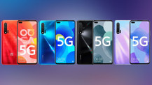 Uygun fiyatlı Huawei Nova 6 5G ön siparişte