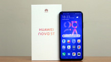 Huawei nova 5T kutudan çıkıyor (video)
