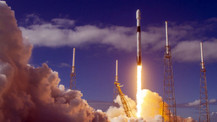 SpaceX acil durum kaçış sistemini test etti