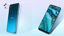 HTC'den sürpriz hamle! 3 kameralı HTC Wildfire R70 tanıtıldı