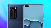 Huawei P40 Pro tasarımıyla büyülüyor!