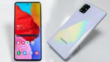Uygun fiyatlı Note 10 prototipi! Galaxy A51 inceleme