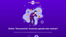 İnternette koronavirüs testi dönemi başladı!