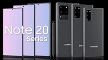 Samsung Galaxy Note 20 Plus düşük bir bataryayla gelecek!
