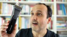 Evde saçları Remington HC7170 ile kestik! (video)