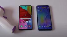 Samsung ve Huawei orta segmentte kozlarını paylaşıyor! (video)