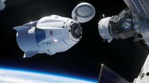 Tarih yazılıyor: İnsanlı ilk ticari uzay uçuşu bugün yapılacak